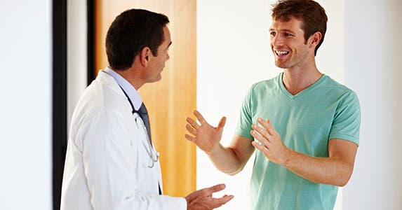 Bring primary care physician on board © iStock