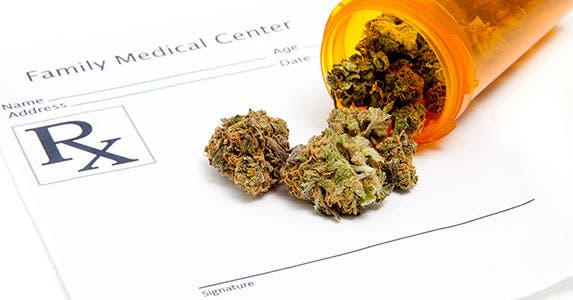 Is medical marijuana covered by insurance? © Gordon Swanson/Shutterstock.com
