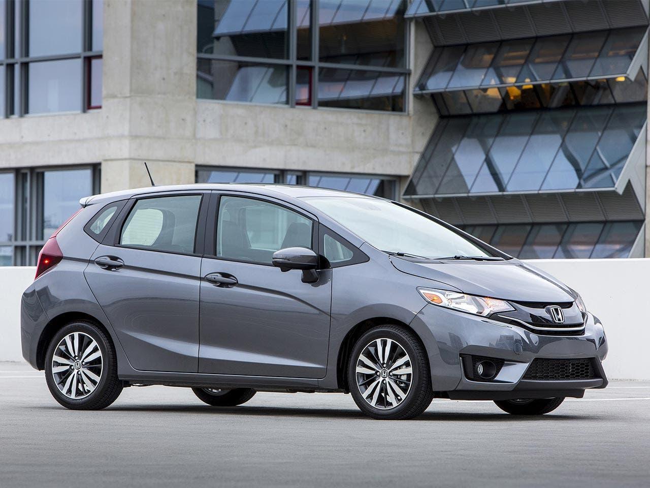 2017 Honda Fit (subcompact)
