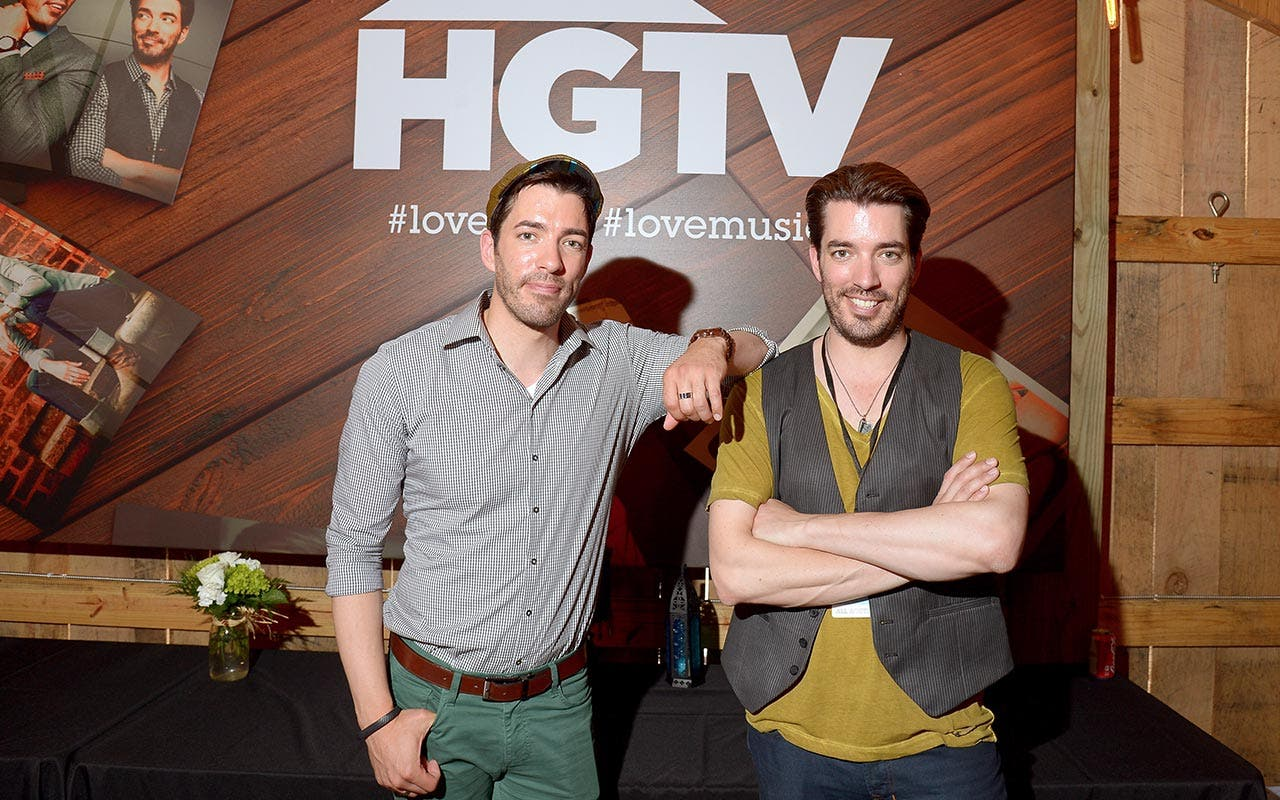 """Property Brothers"" from HGTV"