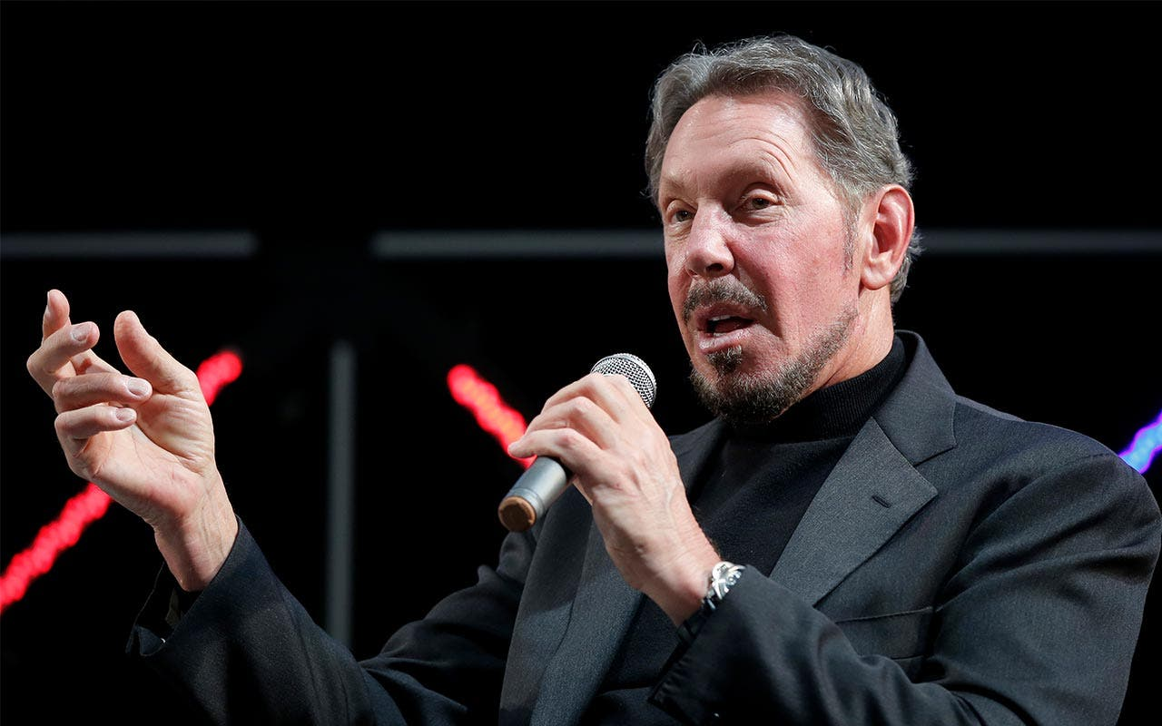 Larry Ellison Net Worth Spouse Education Wife or Girlfriend