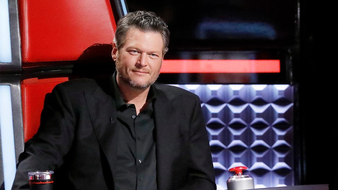 Blake Shelton judge on The Voice