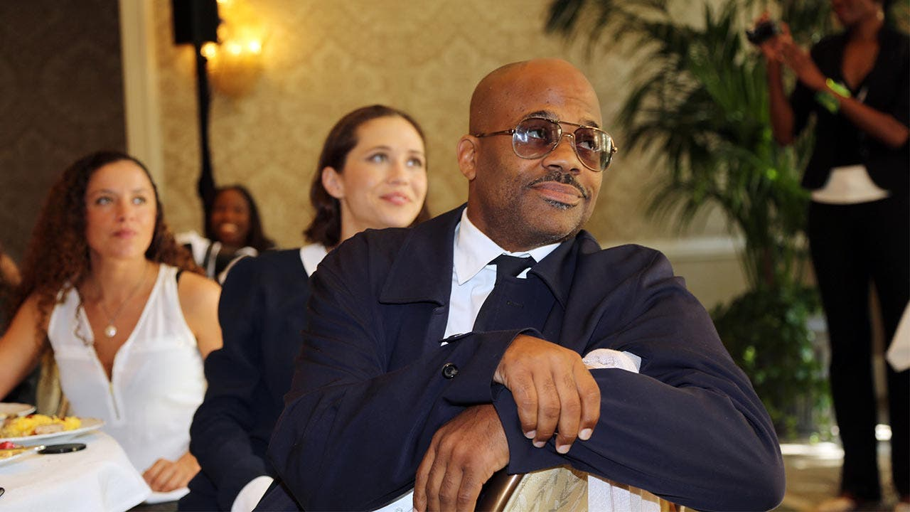 Damon Dash attends charity event