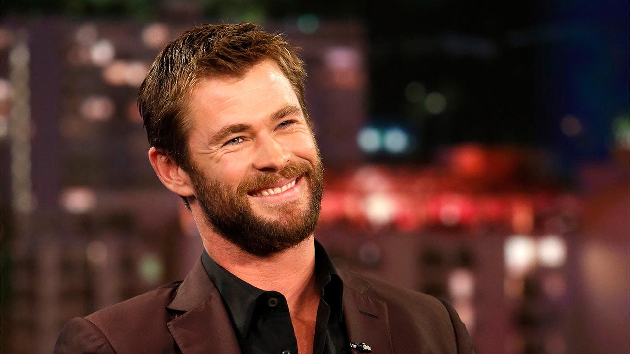 Chris Hemsworth on The Tonight Show