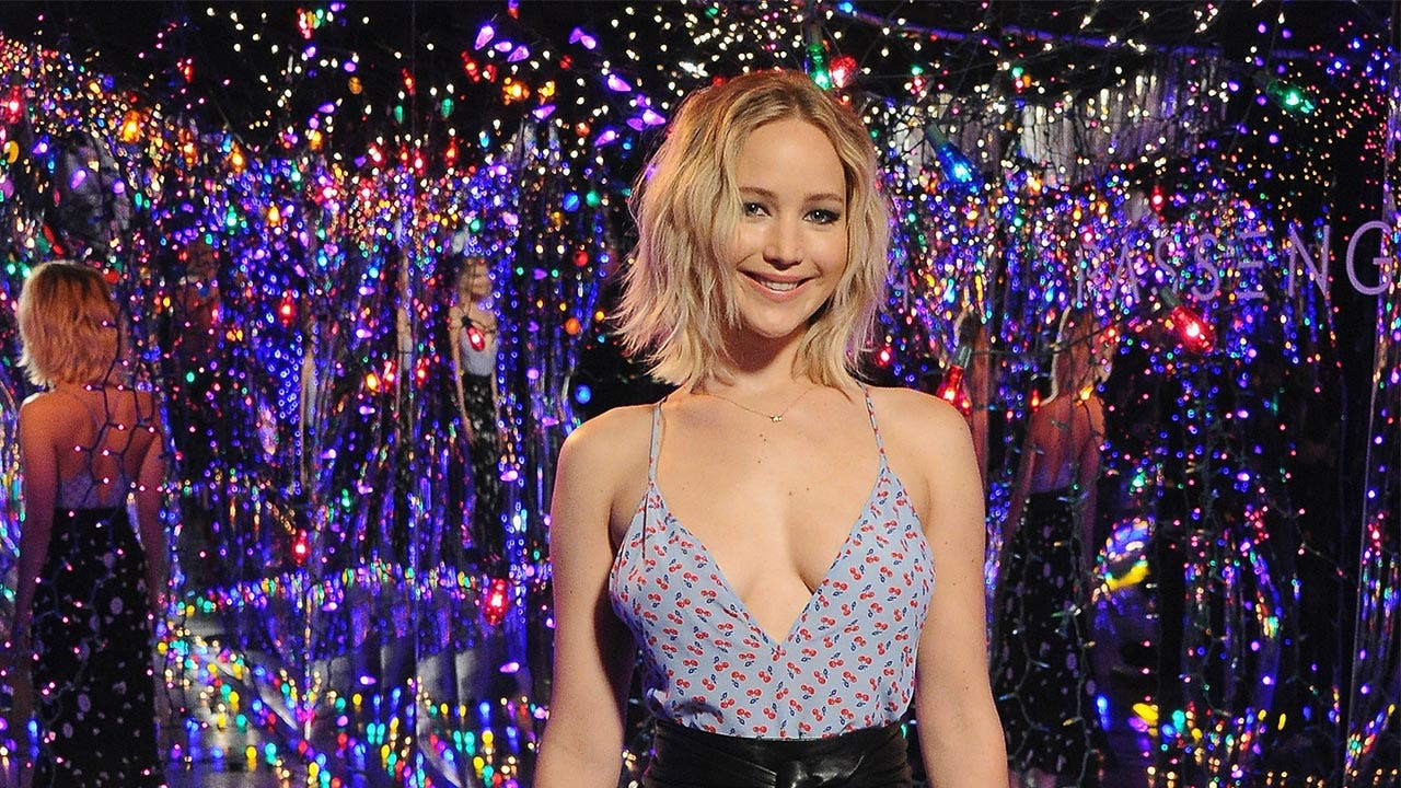 Jennifer Lawrence photo call