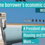 Will president's overseas trip affect mortgage rates?