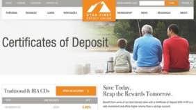 Utah credit union tops banks' best 5-year CDs