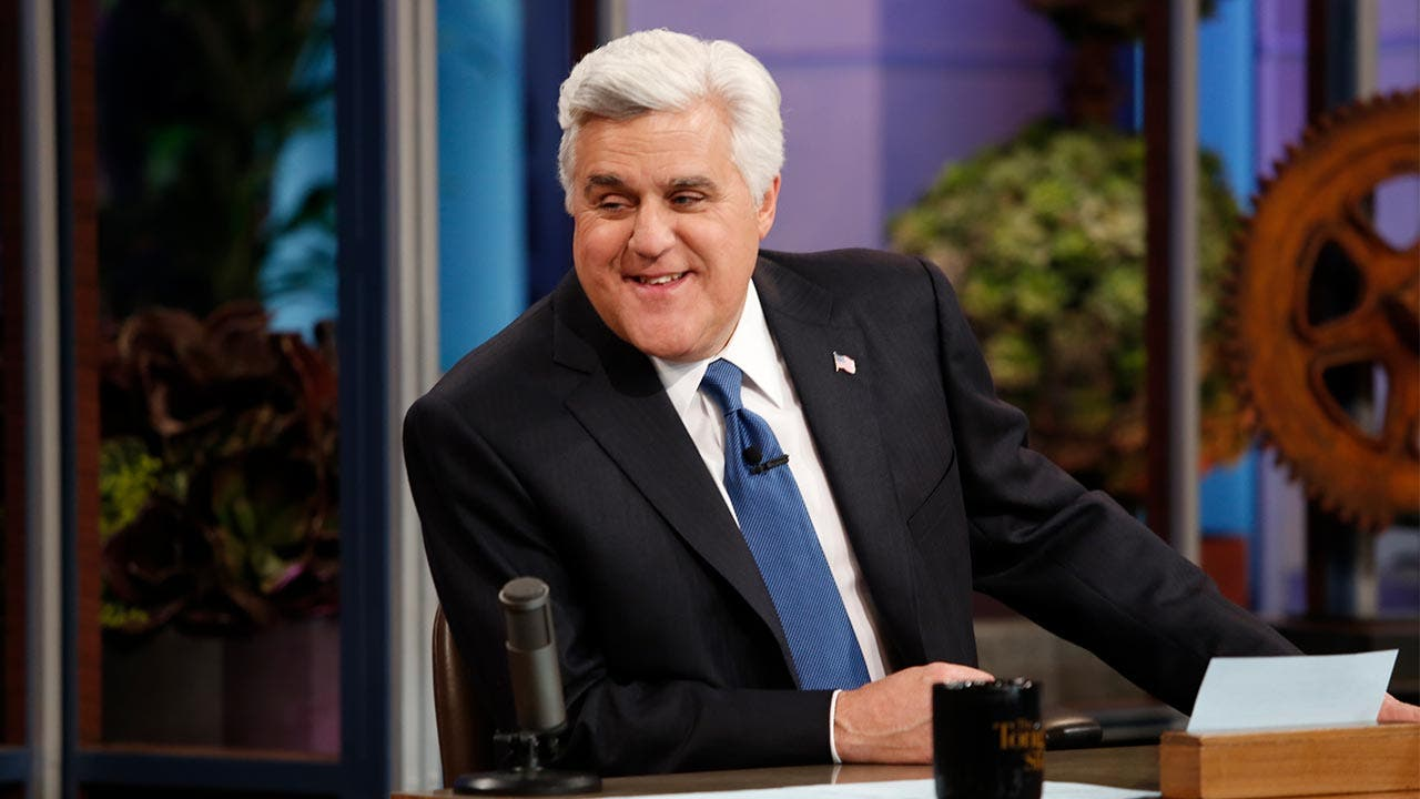 Jay Leno The Tonight Show
