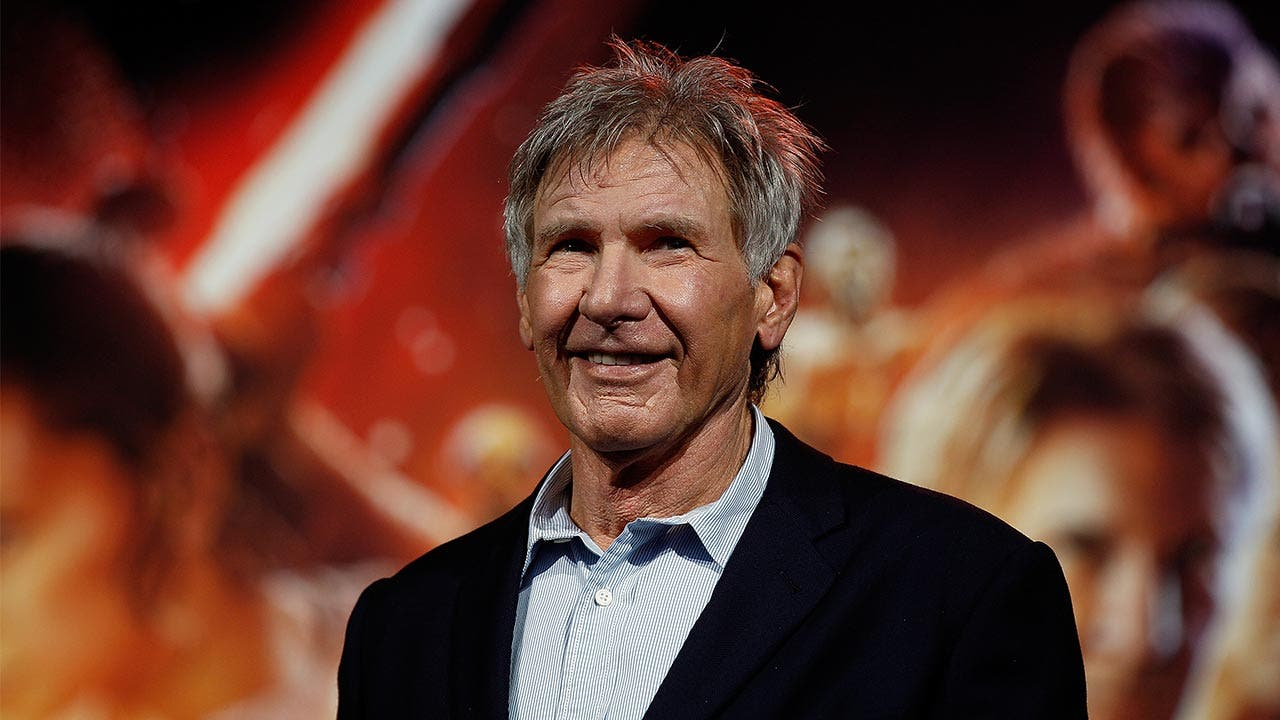 Harrison Ford Star Wars Premiere