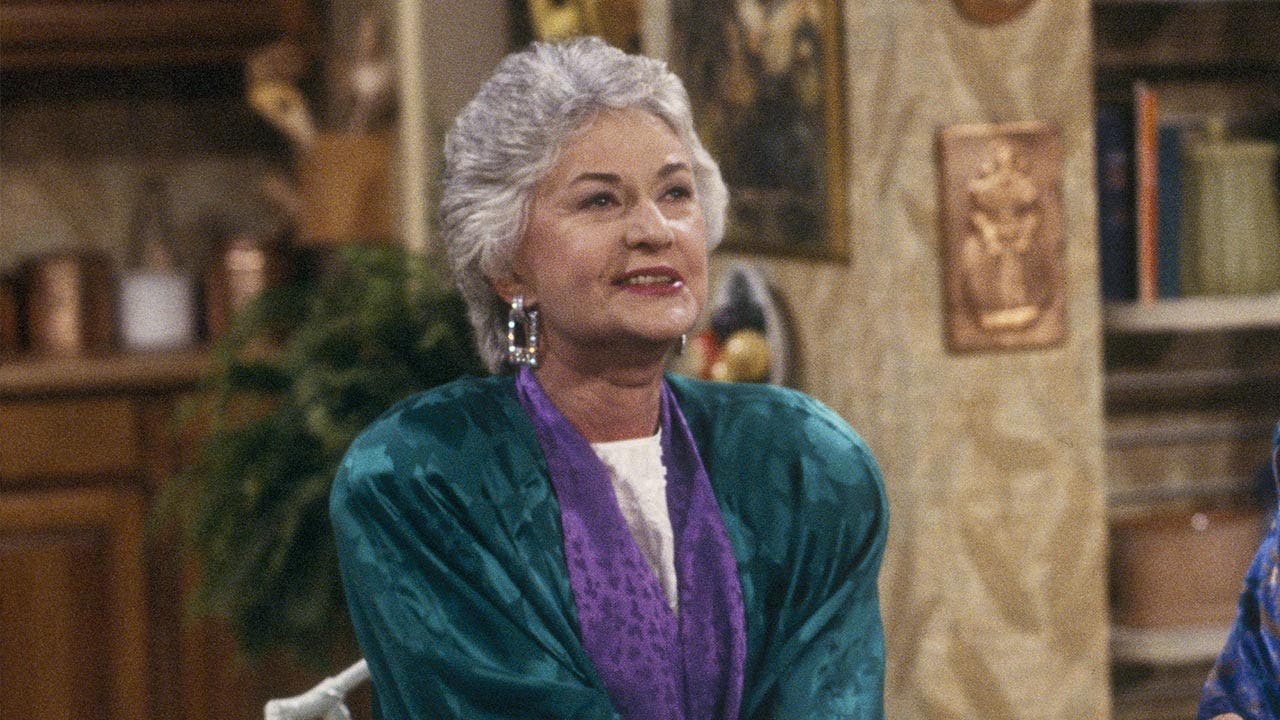 Bea Arthur Golden Girls