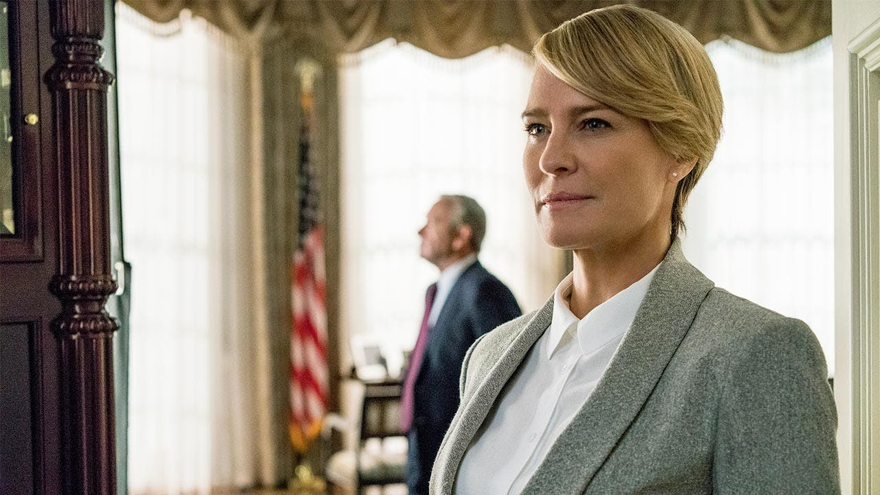 Robin Wright House of Cards Netflix