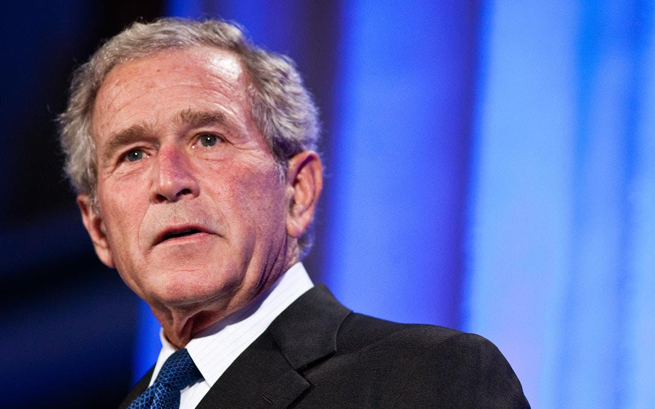 George W Bush Net Worth Bankrate Com