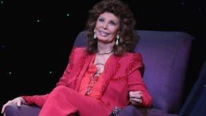 Sofia Loren interview