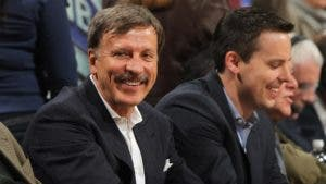 Stan Kroenke Denver Nuggets game
