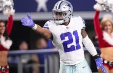 Ezekiel Elliot Dallas Cowboys