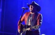 Jason Aldean American Country Music Awards