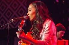 Amina Buddafly singing