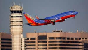 Southwest's credit card offers are taking off