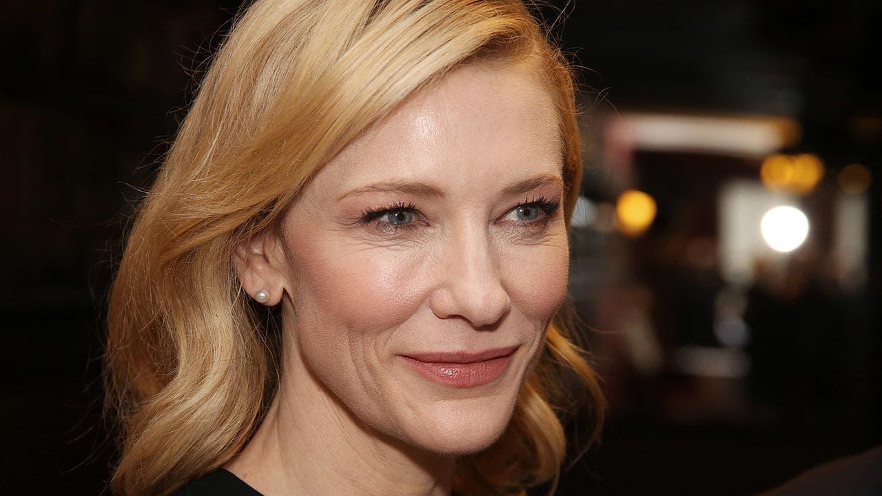Cate Blanchett Sardis New York