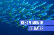 Best 9-month CD rates