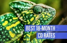 Best 18-month CD rates