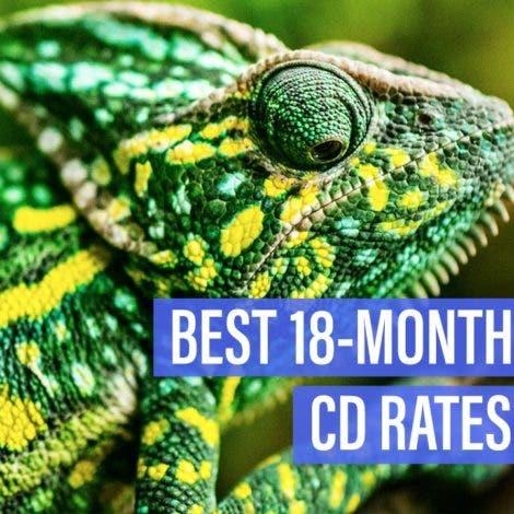 Best 18-month CD rates — September 2019