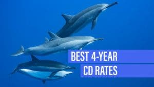 Best 4-year CD rates