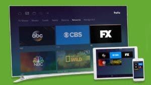 Hulu screen interface