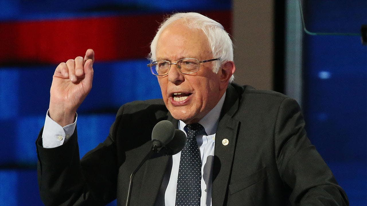 Bernie Sanders Vermont Senator