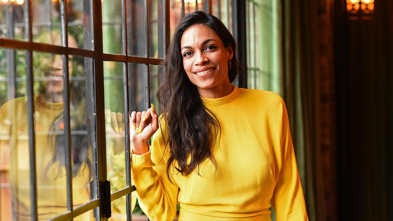 Rosario Dawson New York City