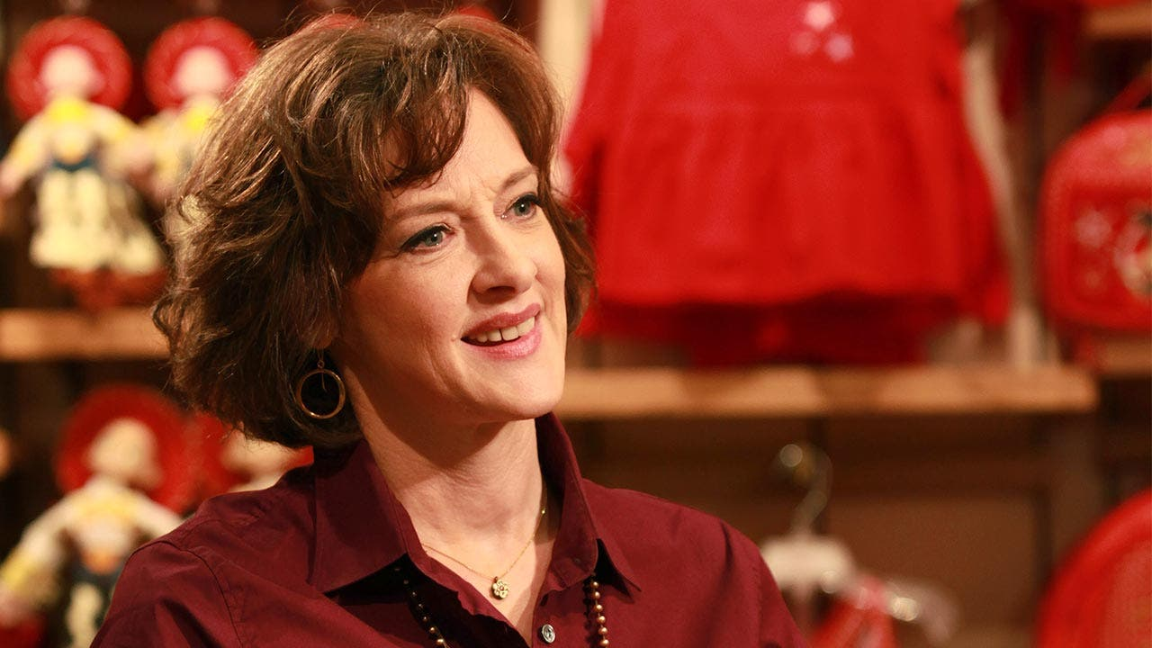 Joan Cusack interview