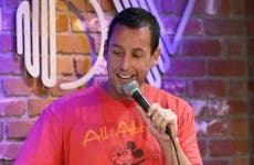 Adam Sandler stand up comedy