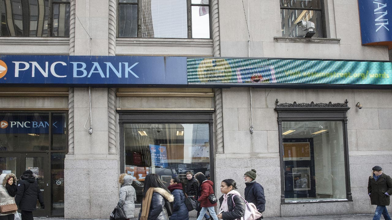 America's 15 largest banks