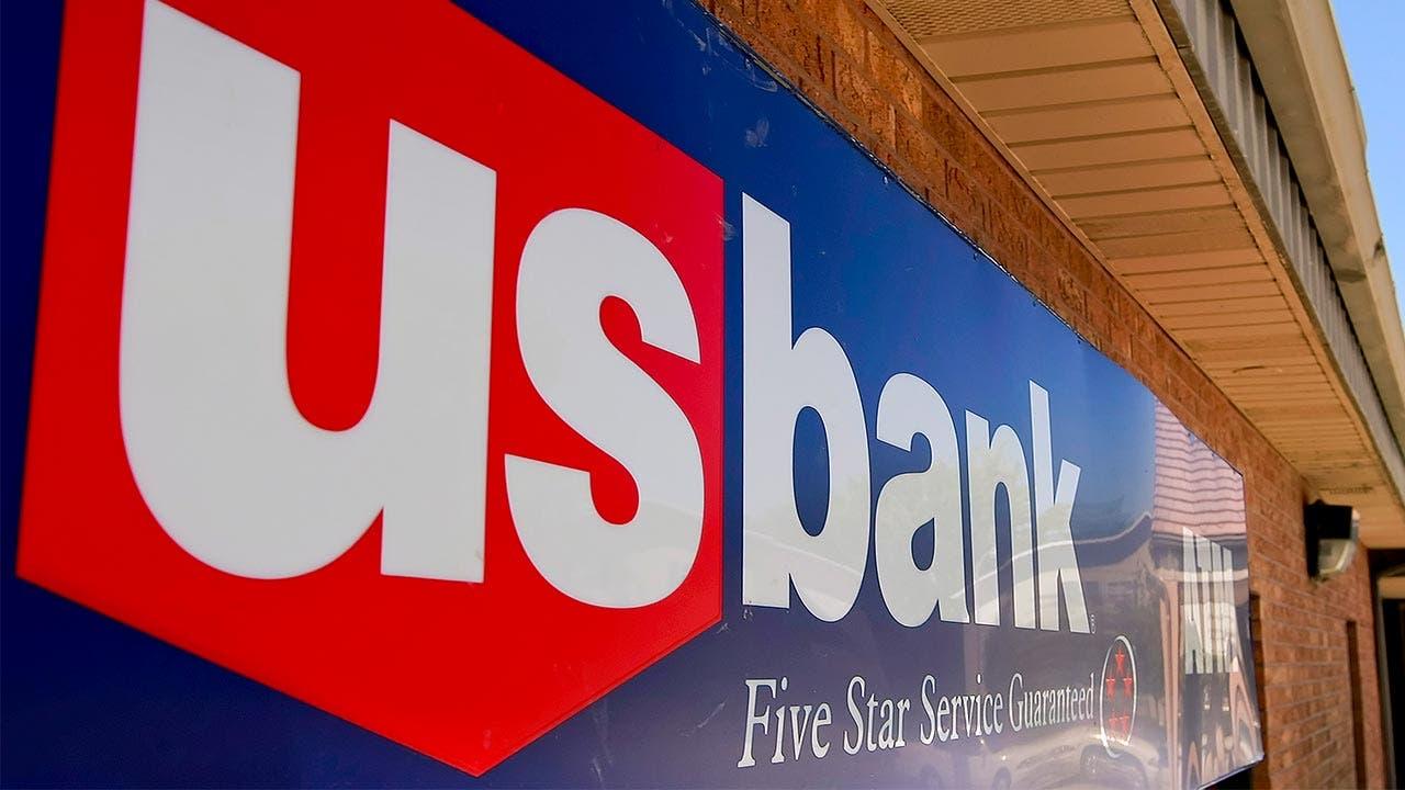 U.S. Bank sign