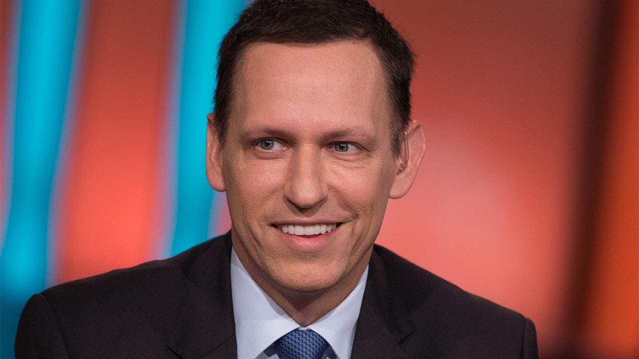 Peter Thiel interview
