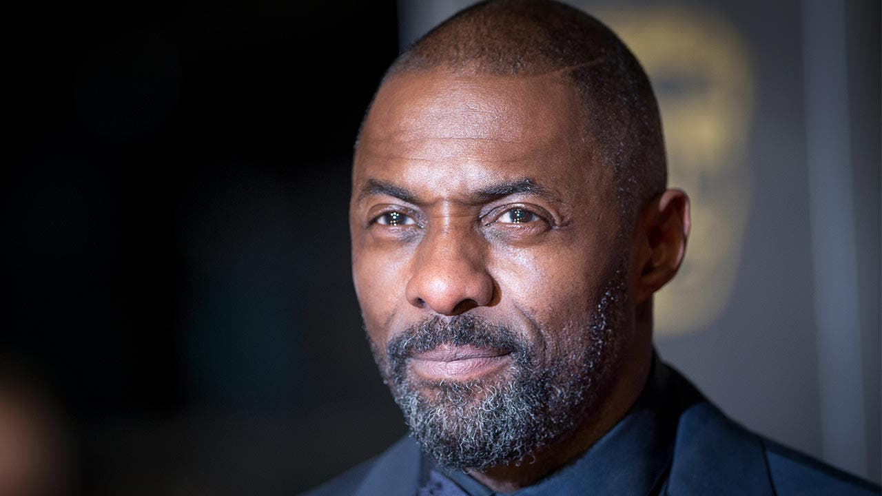 Idris Elba movie premiere