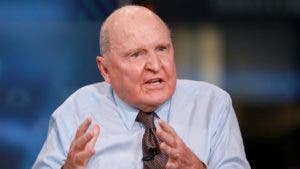 Jack Welch Squawk Box
