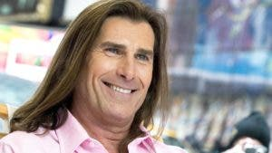 Fabio on Good Morning America