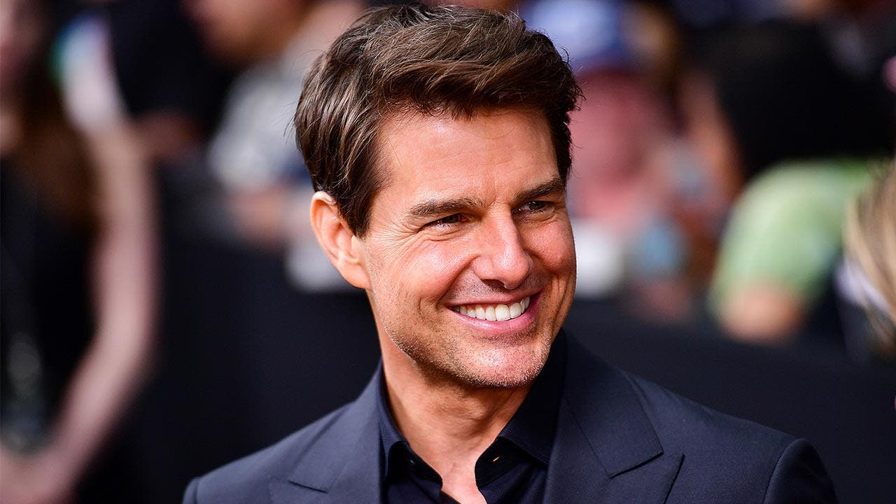 Tom Cruise The Mummy premiere