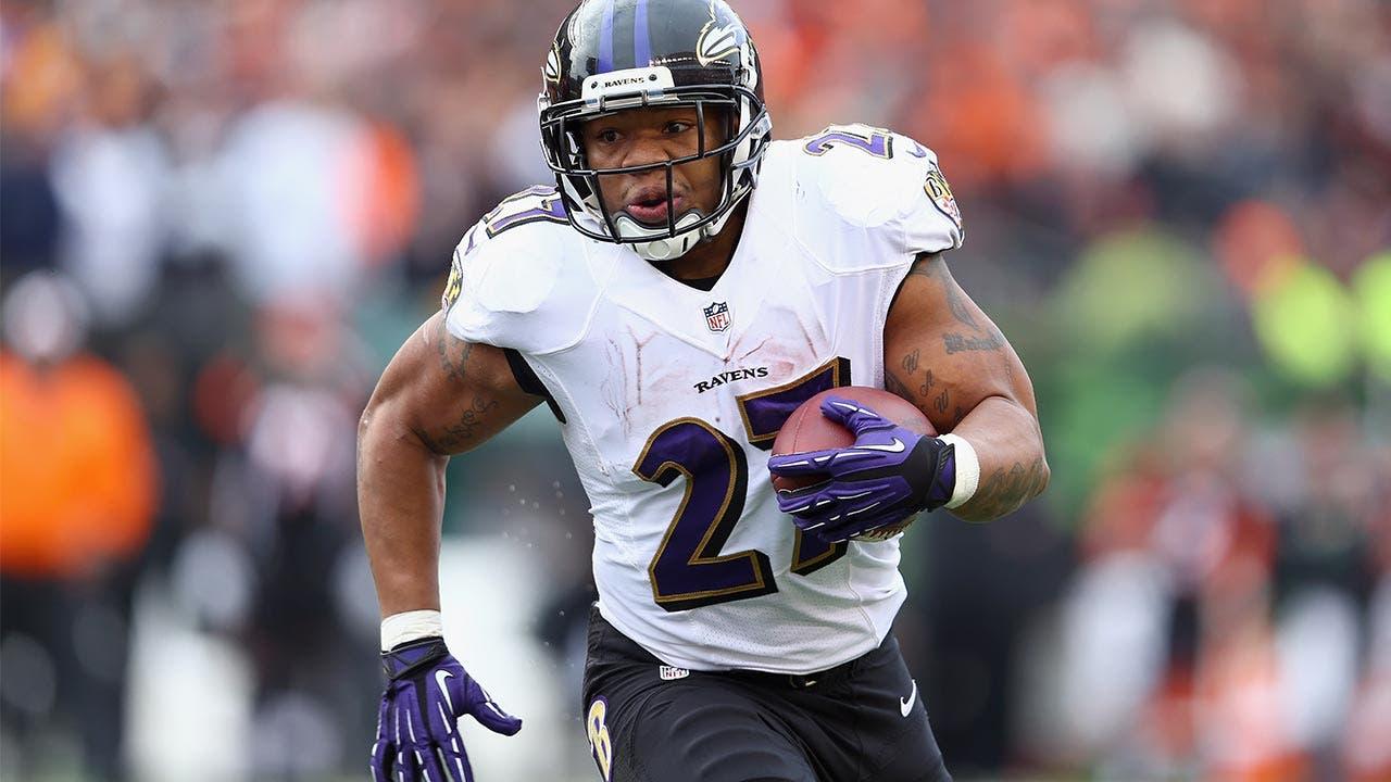 Ray Rice NFL