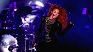 Janet Jackson singing