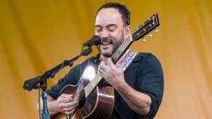 Dave Matthews singing