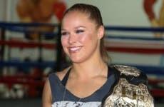 Ronda Rousey MMA