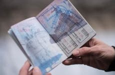 A well-stamped passport