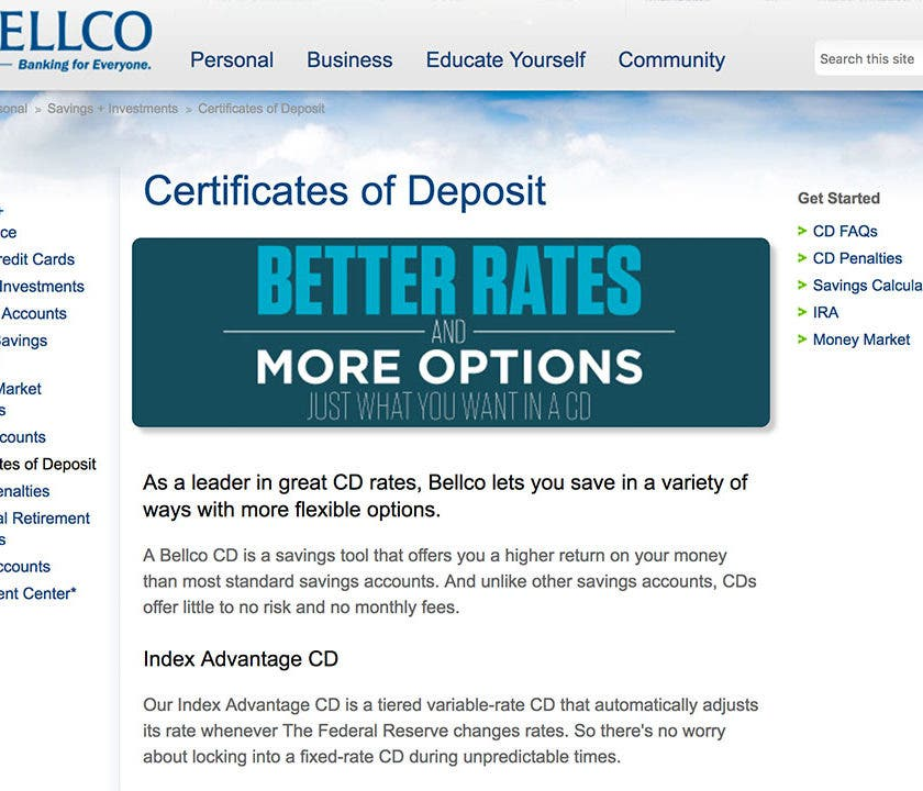 These CDs offer insurance against Fed rate hikes