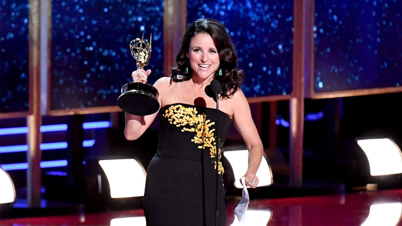 Julie Louis-Dreyfus Emmy acceptance speech