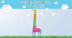 child related tax breaks growth chart |Clouds © L_amica/Shutterstock.com, Giraffe ©Apolinarias/Shutterstock.com, Age stage ©Lyudmyla Kharlamova/Shutterstock.com,Grass ©AlexeyZet/Shutterstock.com