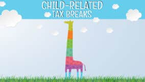 Child-related tax breaks growth chart