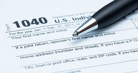 10 Point Tax Return Checklist