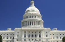 United States Capitol building © iStock